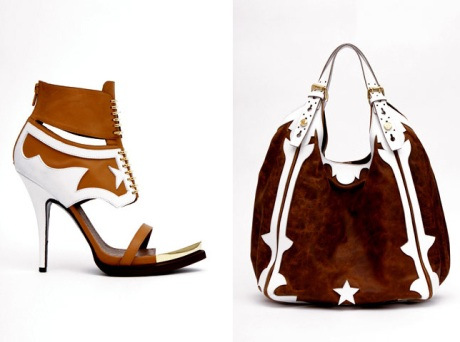 Givenchy S/S 09 Accessories
