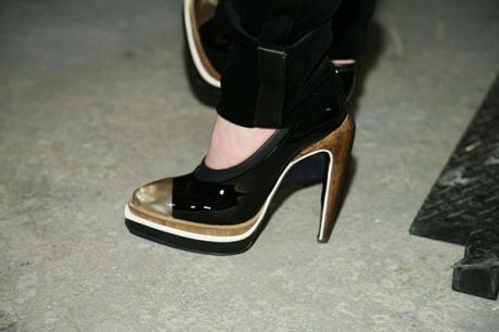 Proenza F/W 09 Heels