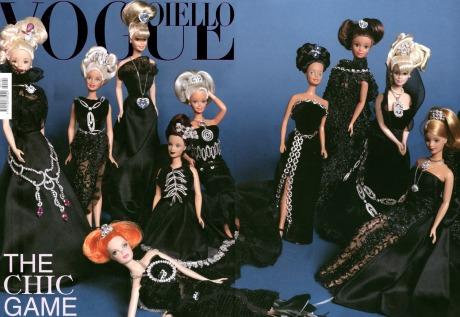 Barbie Vogue Cover