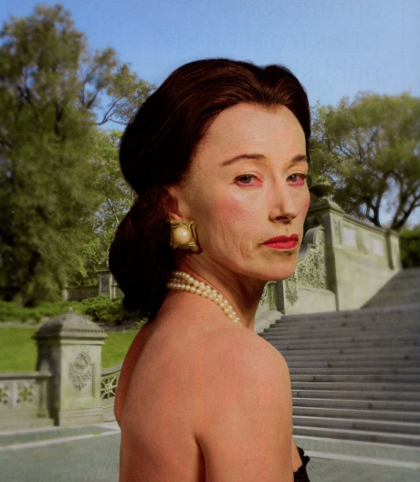 Cindy Sherman in TAR