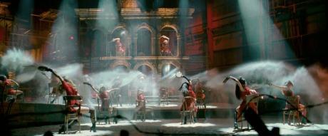 Dancers In Nine