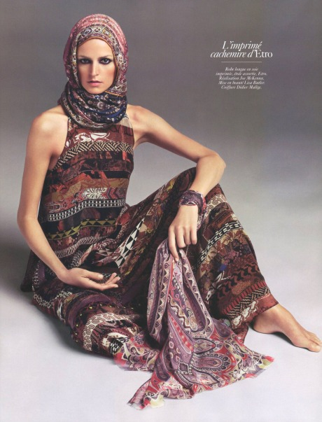 Jacquetta Wheeler Vogue Paris