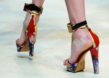 Mary Katrantzou Shoes